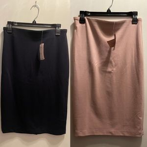 🌸✨NWT 2 Philosophy Pencil Skirts